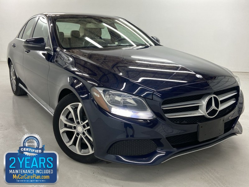 Mercedes-Benz C300 2017 price $27,400