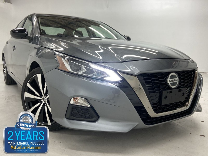 Nissan Altima SR 2019 price $20,500
