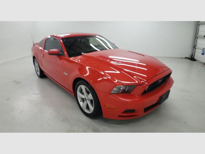 Ford Mustang GT 2013 price $21,250