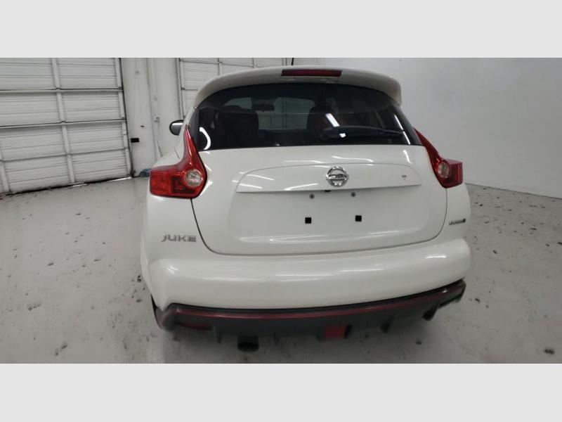 Nissan Juke NISMO 2013 price $10,890