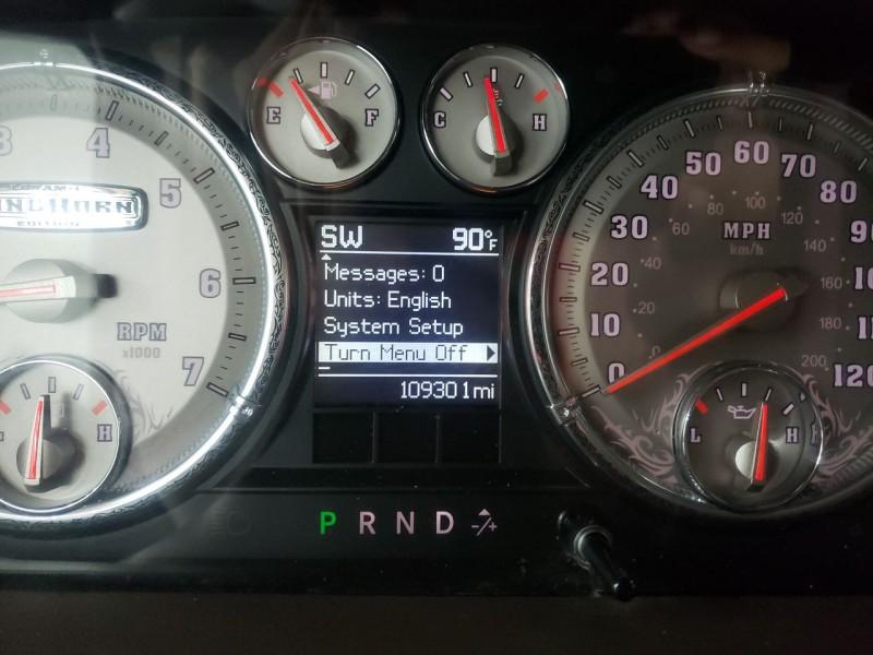 RAM 1500 Laramie Longhorn 2011 price $20,940