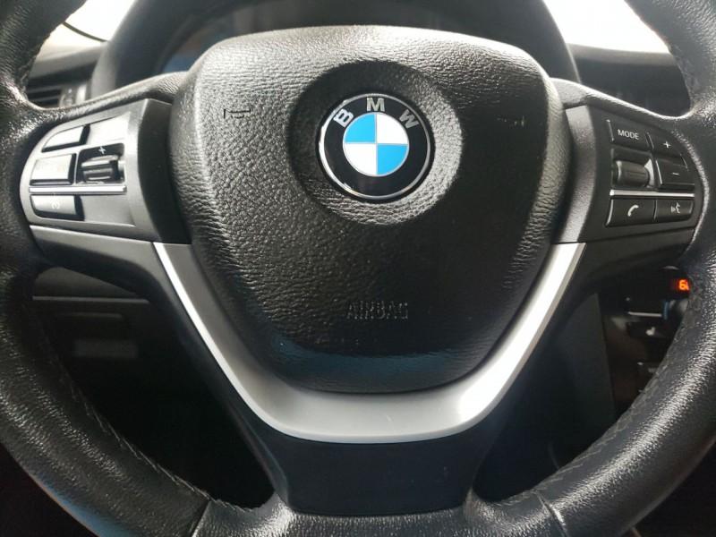 BMW X3 2017 price $21,450