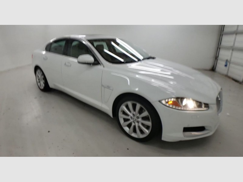 Jaguar XF 2013 price $15,450