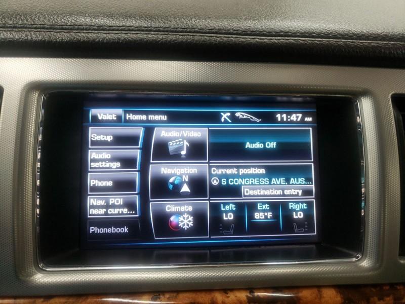 Jaguar XF 2013 price $13,840