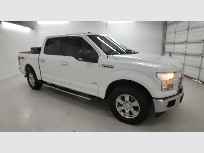 Ford F-150 4WD XLT 2017 price $30,990