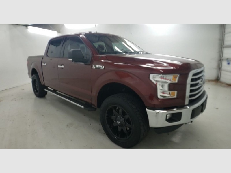 Ford F-150 XLT 4WD 2016 price $30,940
