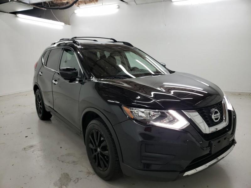 Nissan Rogue 2017 price $15,940