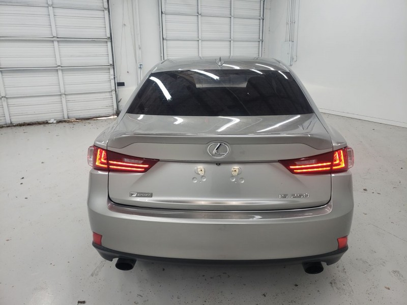 Lexus IS 250 F-Sport 2015 price $19,990