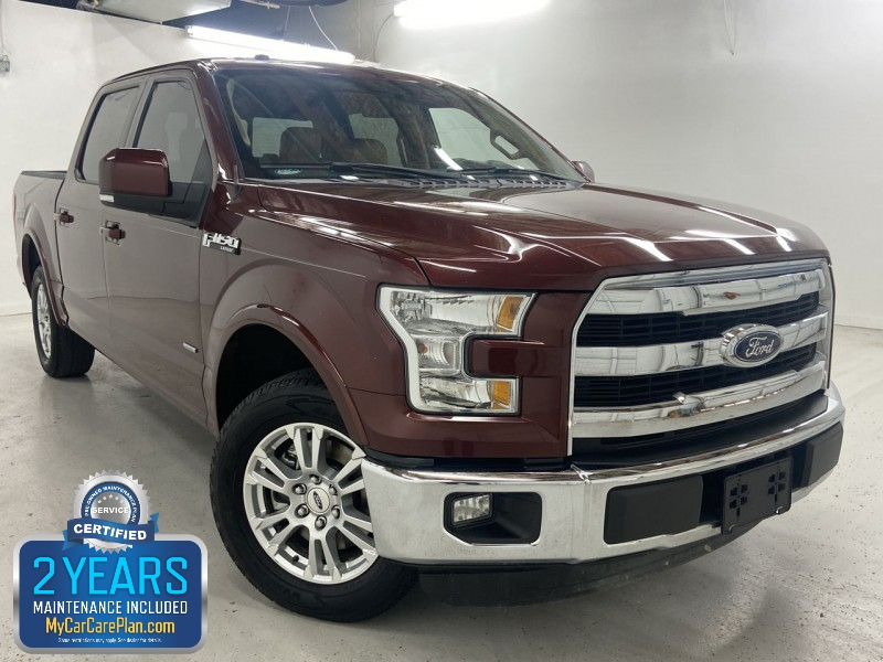 Ford F-150 Lariat 2015 price $26,300