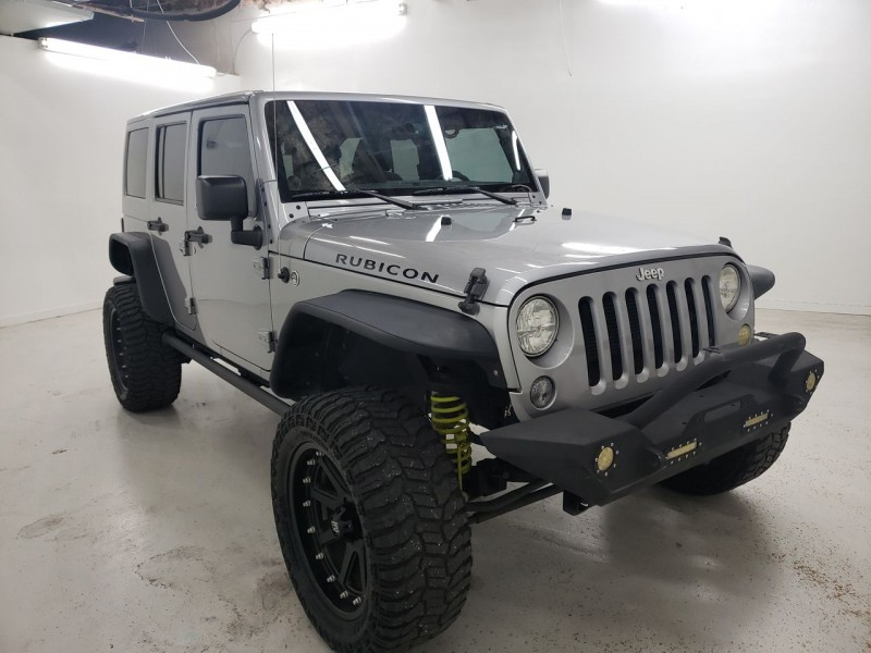 Jeep Wrangler Unlimited Rubicon 2014 price $30,450