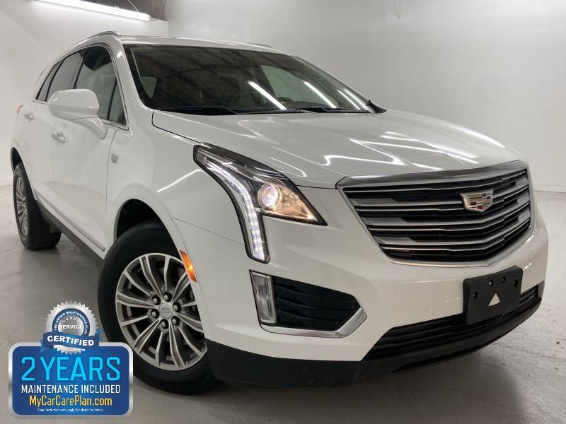 Cadillac XT5 2018 price $22,700