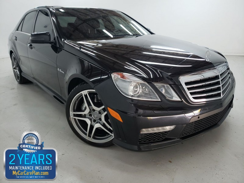 Mercedes-Benz E63 AMG 2011 price $28,250