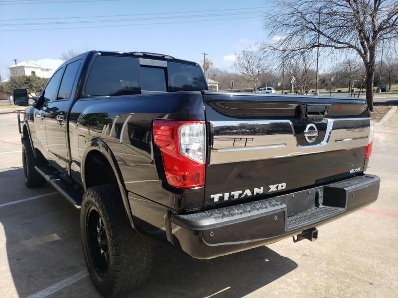 Nissan Titan XD 4WD Pro-4X 2016 price $34,600