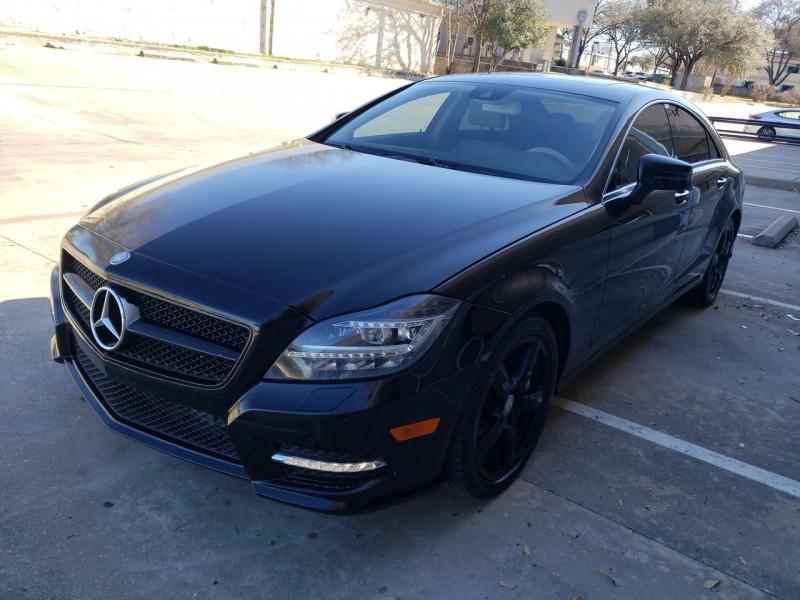 Mercedes-Benz CLS550 2014 price $26,600