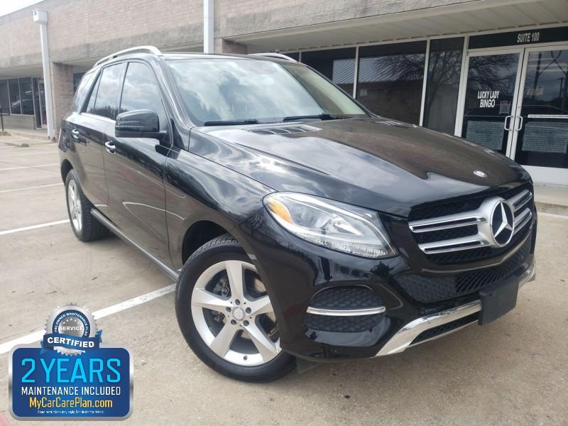 Mercedes-Benz GLE 2016 price $25,750