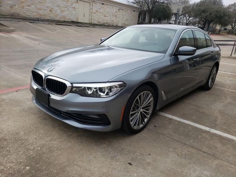 BMW 540i 2018 price $33,300
