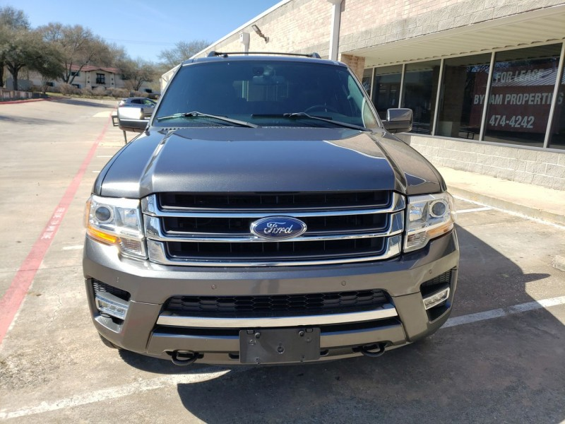 Ford Expedition Limited 4x4 2017 price $28,700