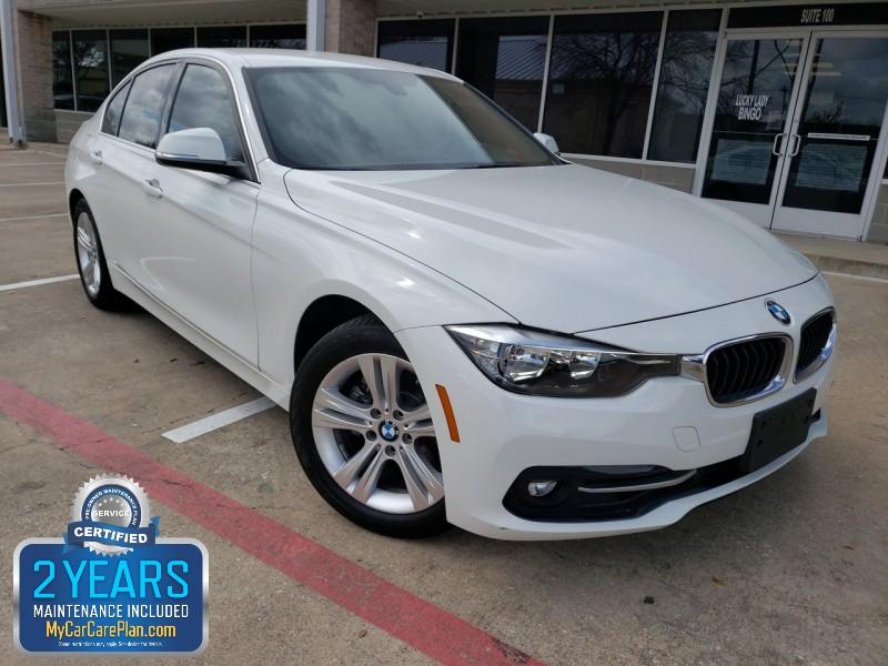 BMW 330i 2017 price $21,800