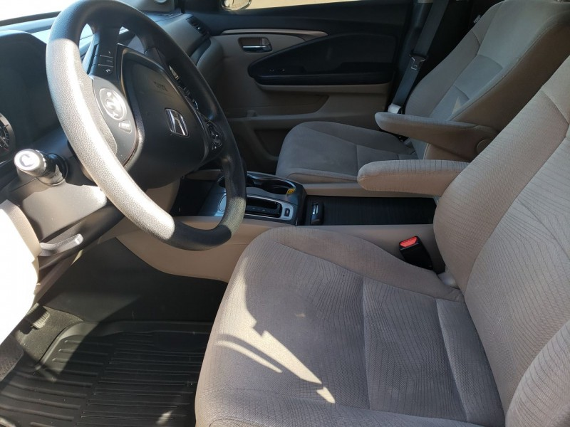 Honda Pilot 2017 price $20,840
