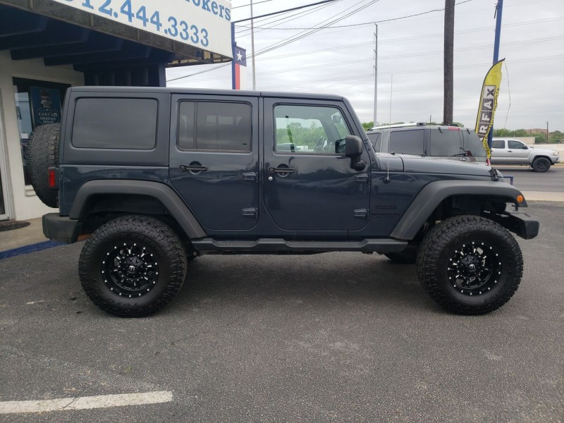 Jeep Wrangler Unlimited 2016 price $28,350
