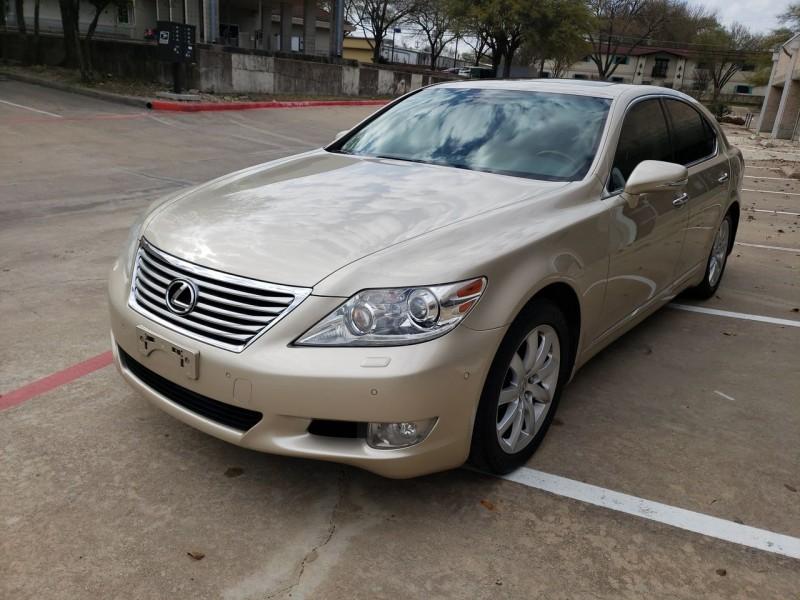 Lexus LS 460 2012 price $16,850