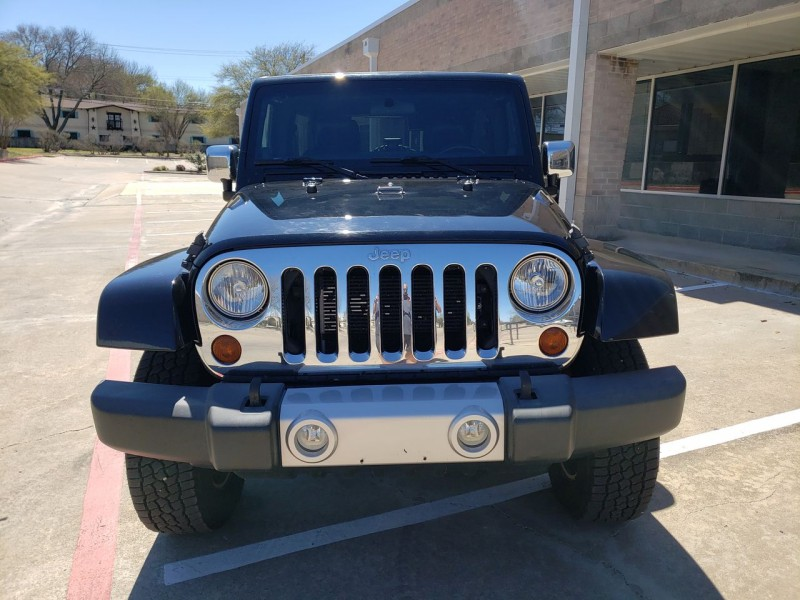 Jeep Wrangler Unlimited 2012 price $21,700