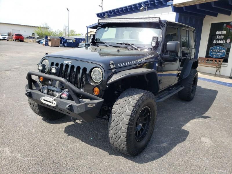 Jeep Wrangler Unlimited Rubicon 2013 price $29,500