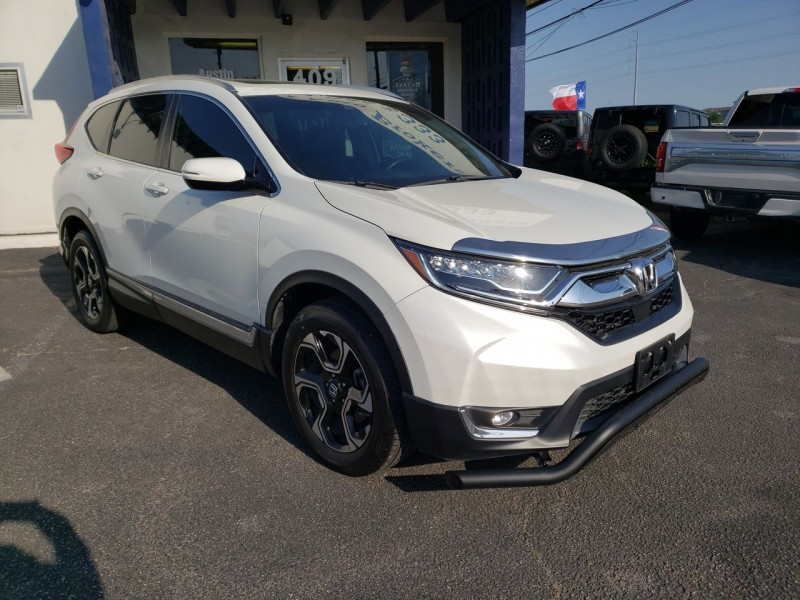 Honda CR-V 2018 price $25,100