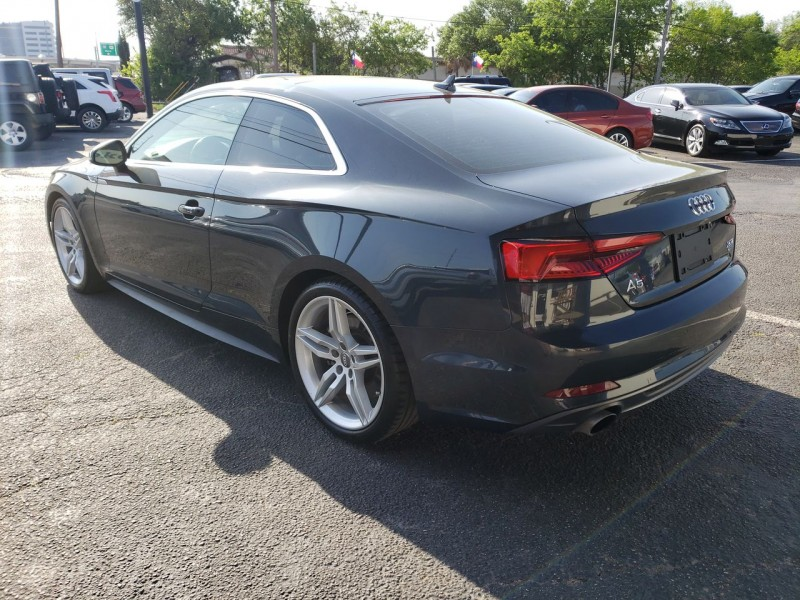 Audi A5 Coupe 2018 price $27,800