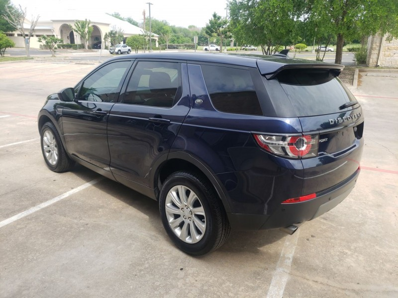 Land Rover Discovery Sport 2016 price $20,700