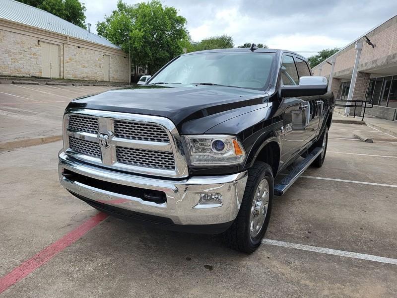 RAM 2500 4WD Crew Cab Laramie 2016 price $49,500