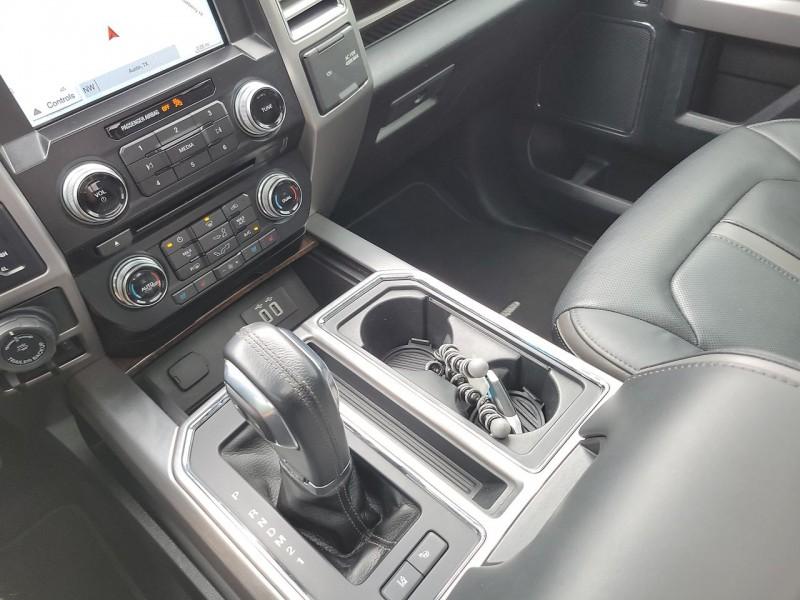 Ford F-150 Platinum 2016 price $43,990