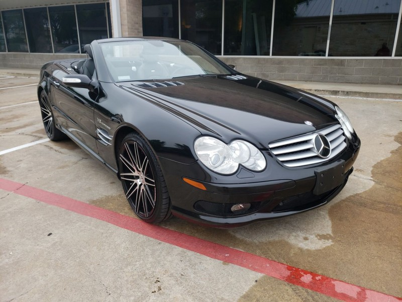 Mercedes-Benz SL55 AMG 2005 price $29,500
