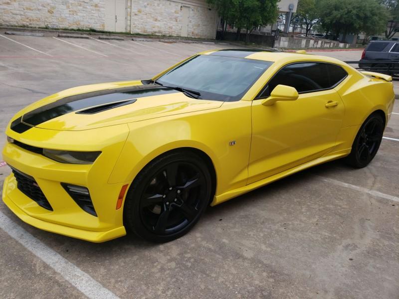 Chevrolet Camaro 2SS 2018 price $39,990