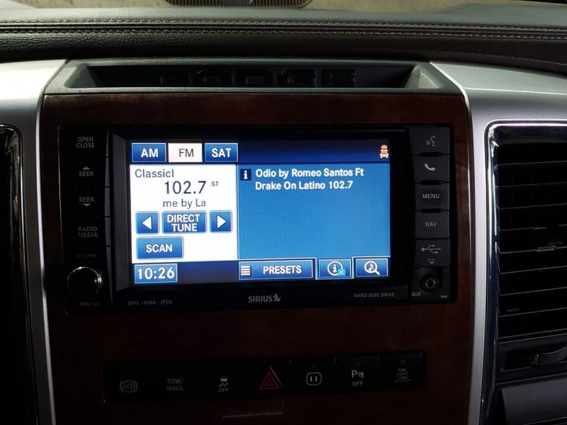 RAM 2500 4WD Laramie 2012 price $37,900
