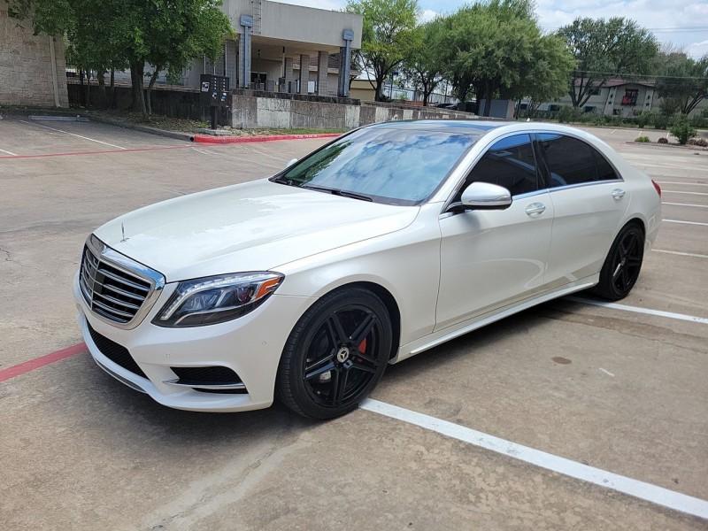 Mercedes-Benz S550 2014 price $44,900
