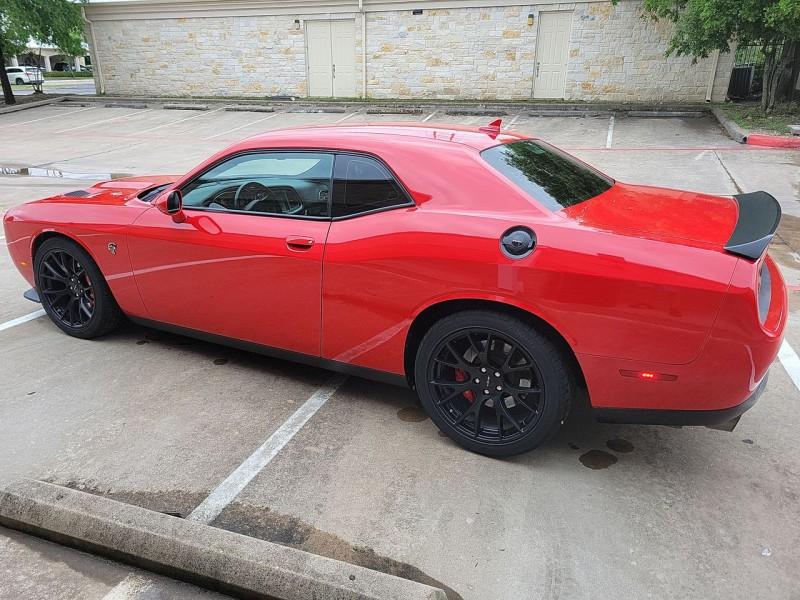 Dodge Challenger SRT Hellcat 2015 price $53,500