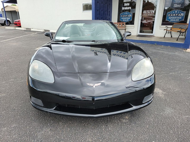 Chevrolet Corvette Convertible 2007 price $29,700