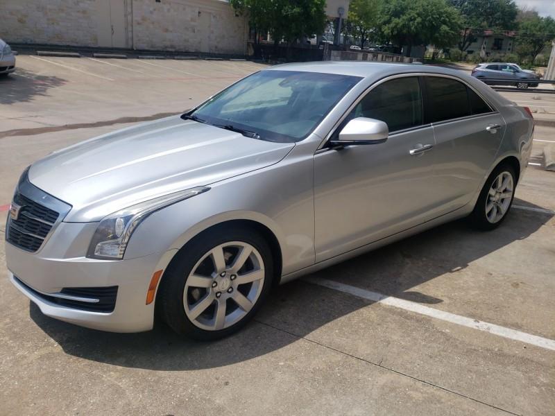 Cadillac ATS 2015 price $18,400