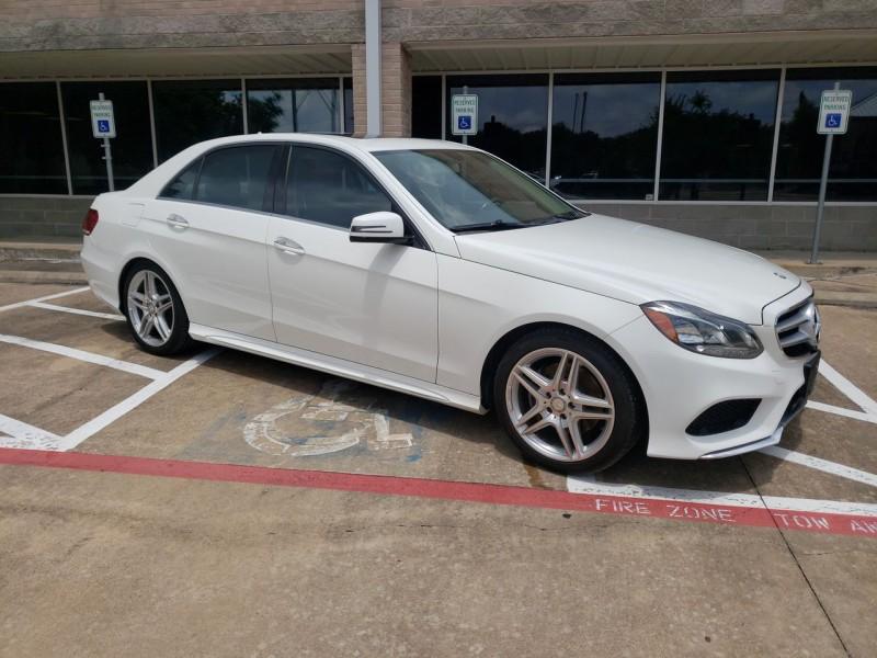 Mercedes-Benz E350 4MATIC 2014 price $21,990