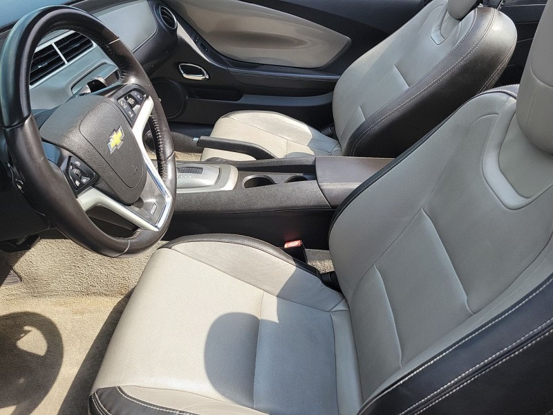Chevrolet Camaro Convertible SS 2015 price $24,990