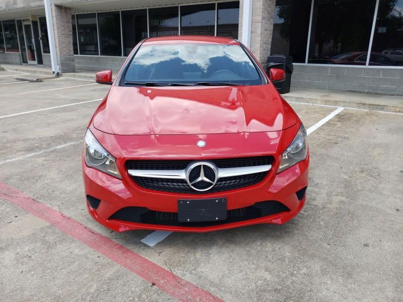 Mercedes-Benz CLA 250 2015 price $25,500