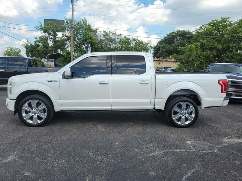 Ford F-150 Limited 2016 price $42,890