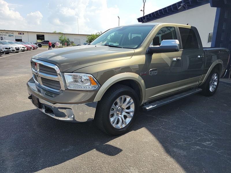 RAM 1500 Laramie Longhorn 2014 price $29,600