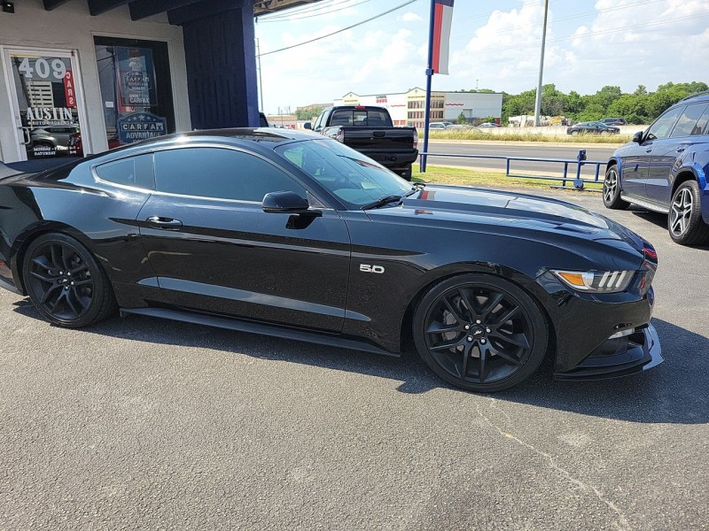 Ford Mustang 2017 price $39,800