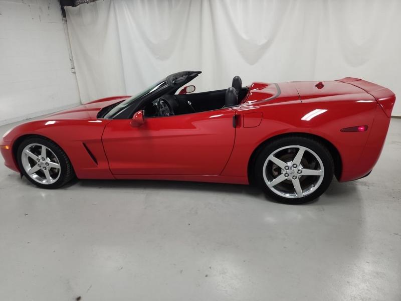 Chevrolet Corvette Convertible 2005 price $25,600