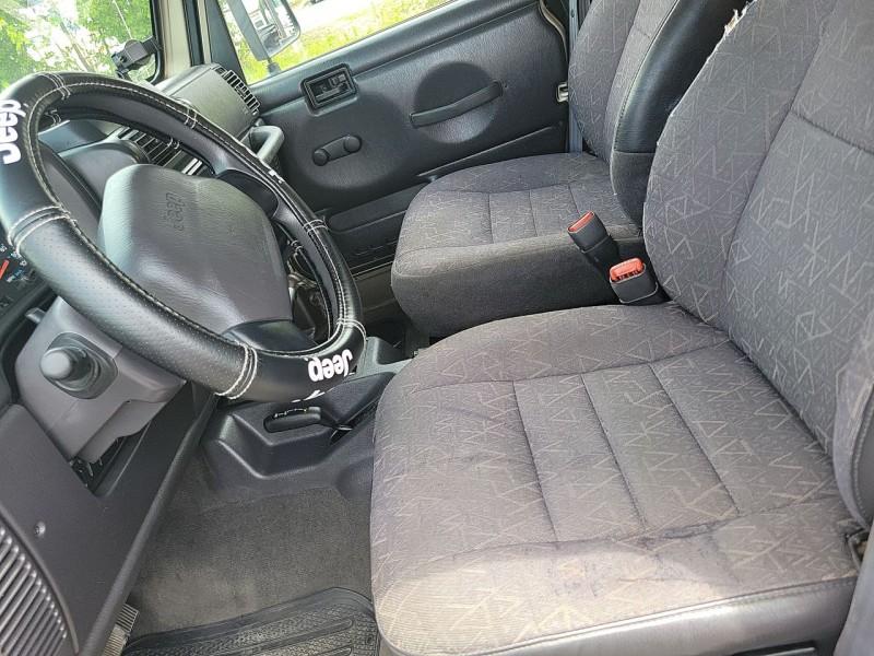 Jeep Wrangler 2002 price $16,990