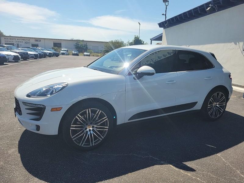 Porsche Macan S 2017 price $45,800
