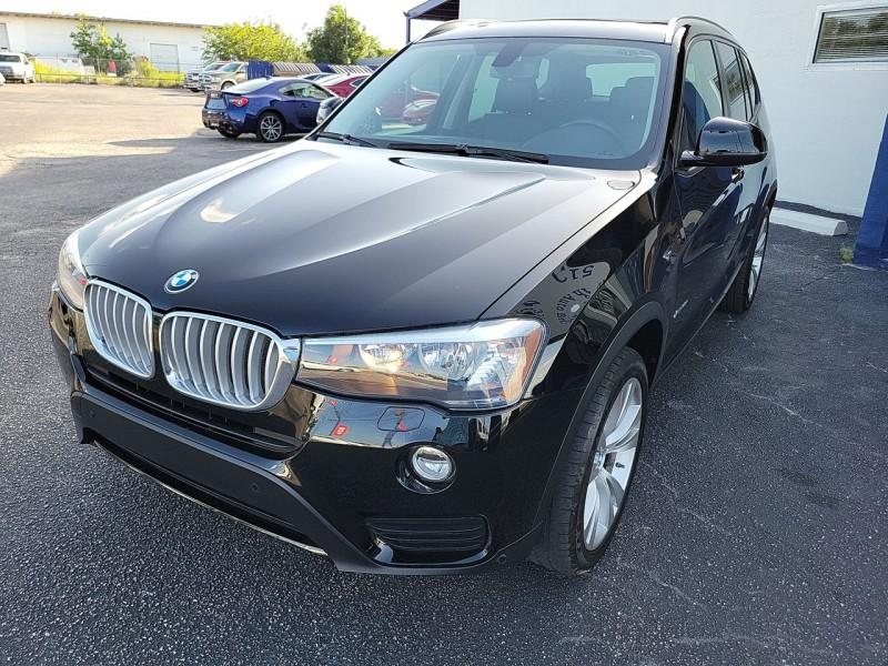 BMW X3 2016 price $24,500