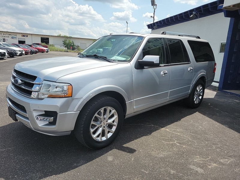 Ford Expedition EL Limited 2015 price $29,000